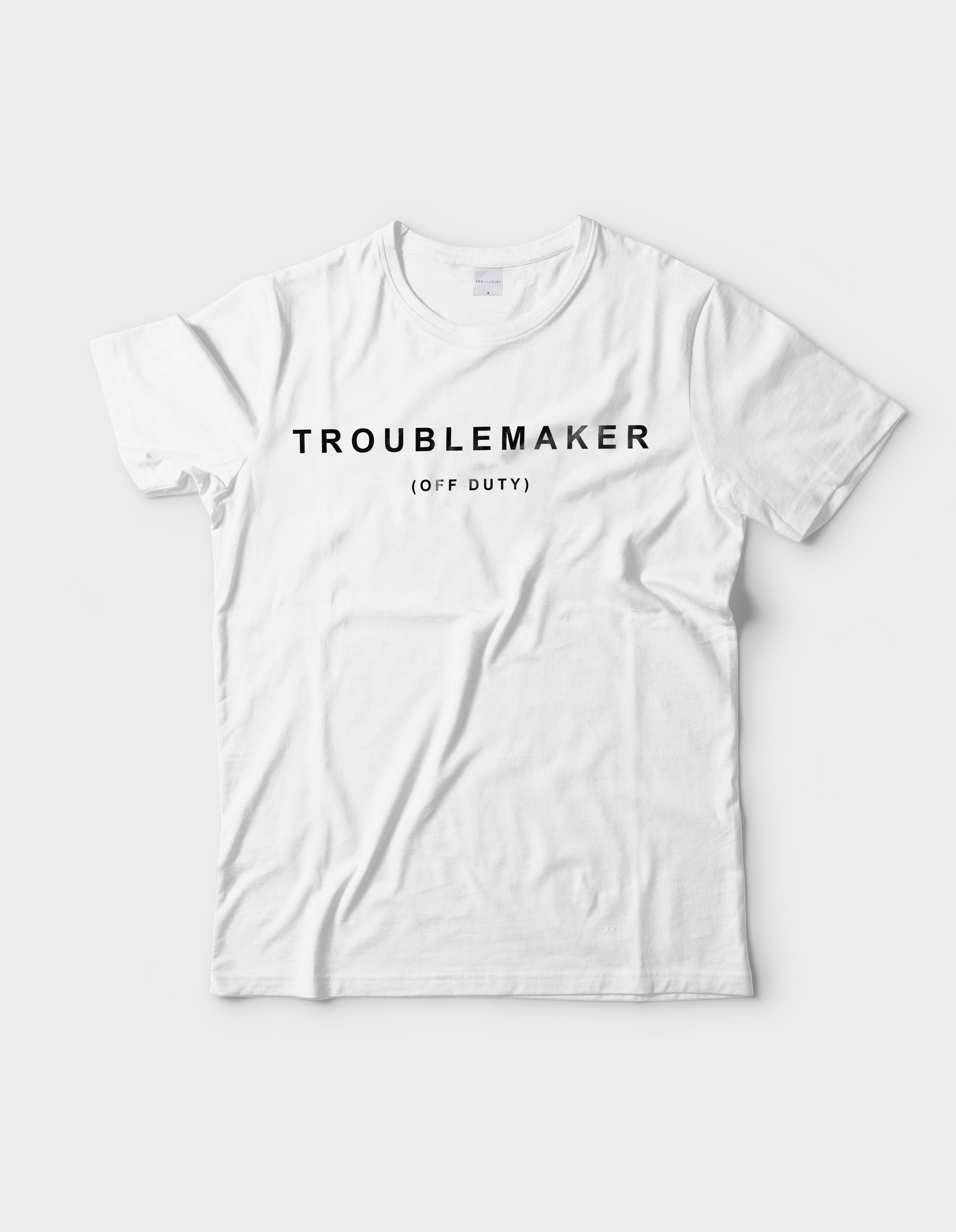 Troublemaker-White