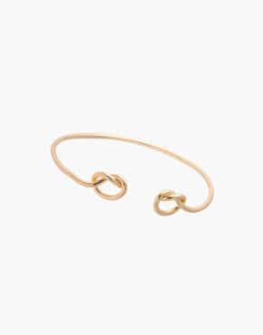 double-knot-cuff-gold