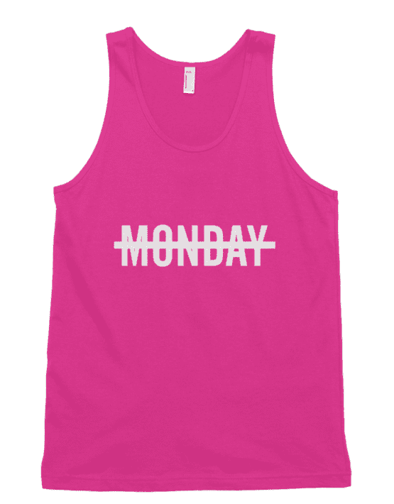 Relaxed Monday Tank