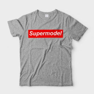 Supermodel Graphic Tee